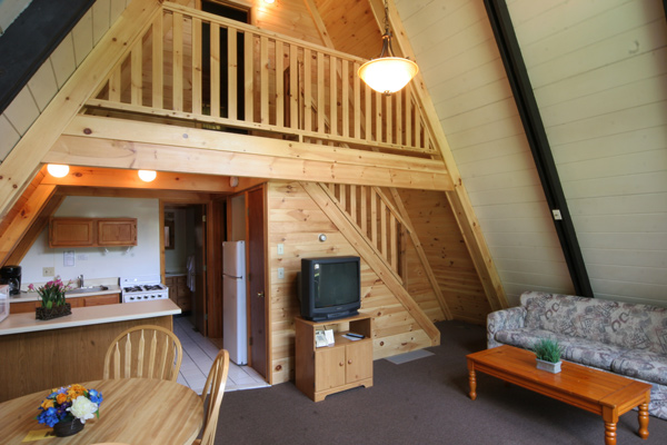 Two Bedroom A-Frame Chalet Gallery Thumbnail