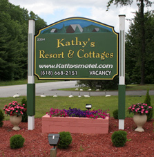 Kathy's Lake George Cottages & Motel